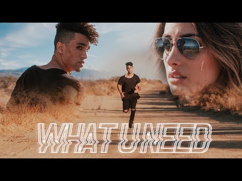 Luke Baker - What U Need (Official Music Video)
