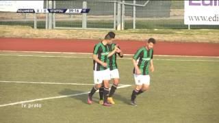 Aglianese-Staffoli 4-0 Promozione Girone A