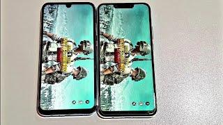 Huawei Nova 3i vs Honor 10 lite - Speed Test! (4K)