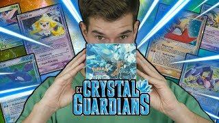 Das 3000 EURO Display 😱 POKÉMON EX Crystal Guardians Booster Box Opening
