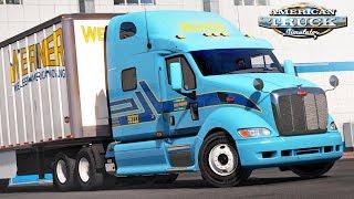American Truck Simulator - Werner Enterprises (NM DLC)