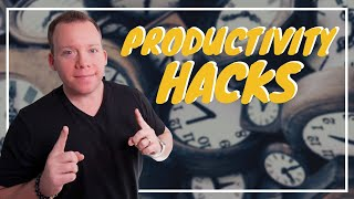 How to Increase Productivity: My Productivity Hacks for Business Owners