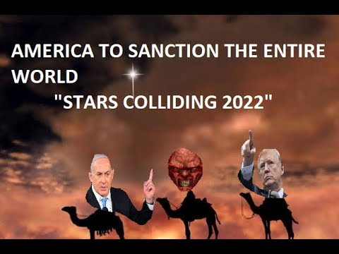 Israel Preparing America For 2022 - Sanctions, Rabbis And Fall Of Babylon?