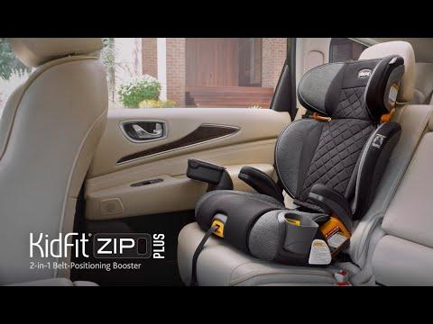 Chicco Kidfit Zip Air Plus 2 In 1 Belt, Chicco Kidfit Booster Car Seat