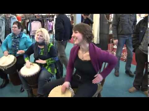 rtvsternet 20120131 opening wawollie haaksbergen - youtube