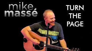 Turn the Page (acoustic Bob Seger cover) - Mike Massé