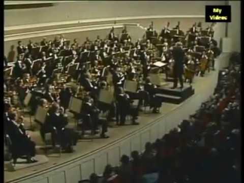 """La Gazza Ladra""- Rossini, CSO, Edward Kleinhammer trombone excerpt"