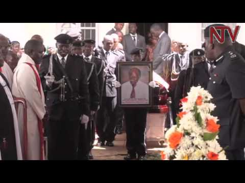 Hundreds flock to Kalungu for burial of Mayanja Nkangi