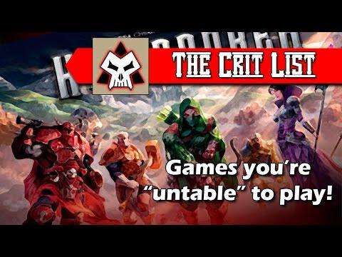 The Crit List -
