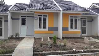"This Is One Unit Home In "" PARAHYANGAN ASRI """
