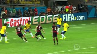 Brasil 1 x 7 Alemanha (World Cup 2014) 2º Tempo HD