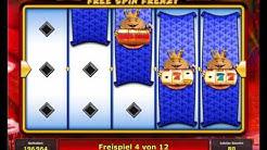 Reel King Free Spin Frenzy kostenlos spielen - Novomatic / Astra Games