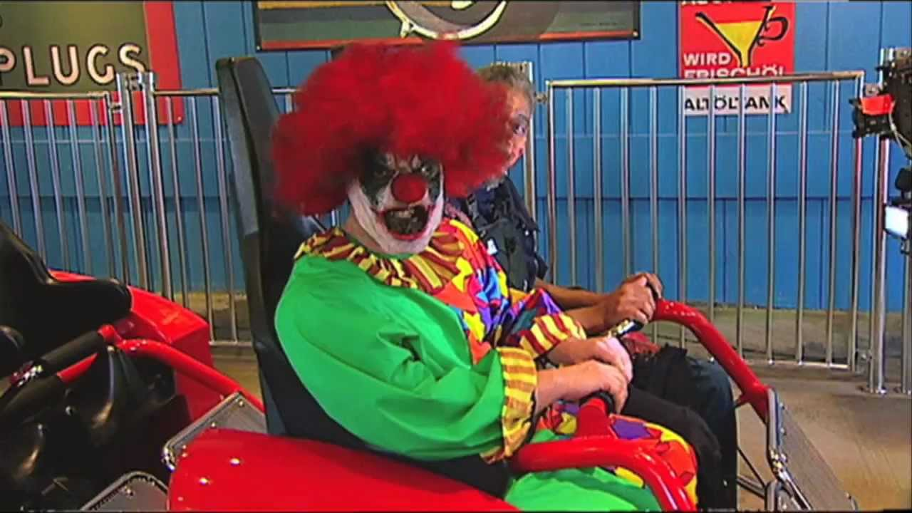 Howl-O-Scream Creatures Ride Verbolten | Busch Gardens ...