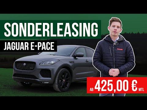 Jaguar E-Pace Sonderleasingaktion - Fahrbericht | Auto Bierschneider