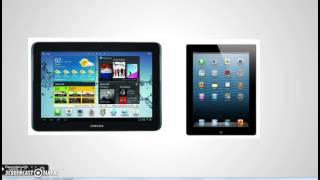 Basic Functions of Tablets Intro