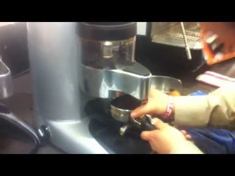 Coffee Catcha Demonstration - By Gloria Jean's