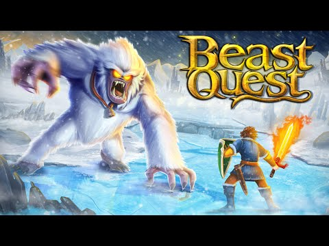 Beast Quest Official Trailer - iOS / Android