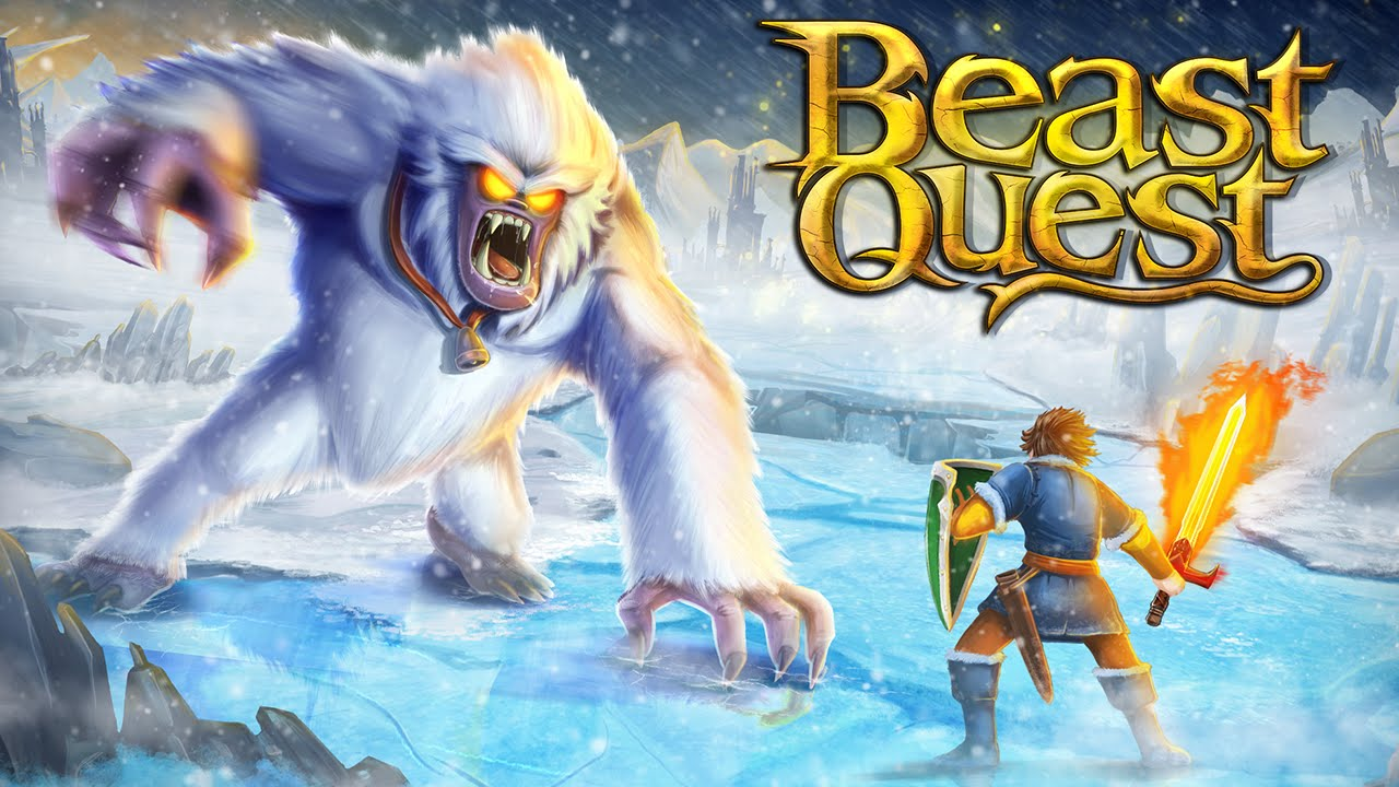 beast quest official trailer  ios  android  youtube