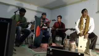 Bangla Boishakhi Song- Shams with R & G Band