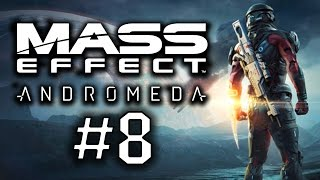 Mass Effect Andromeda - Прохождение на русском - часть 8 - Шанс