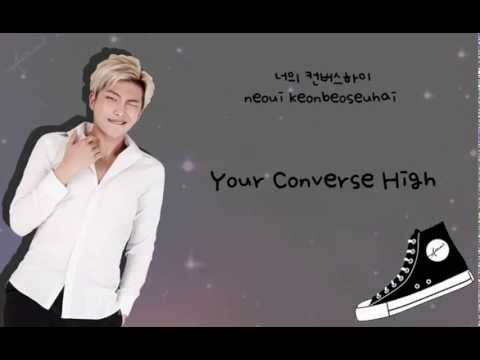 Rap Monster - Converse High {Han/Rom/Eng Lyrics}