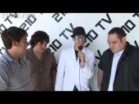 Palacios Brothers Interview with JC Flores @ The Warehouse in San Antonio