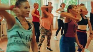 Zumba Fitness – Chica Caramelo - Reggaeton, уроки, тренировка в зале