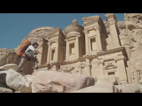TRAILER | Epic Trails: Hiking The Jordan Trail