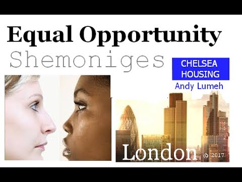 London Gov't Black Equal Opportunities Talk, Coming Day of the Lord, ANDY LUMEH Evangelist