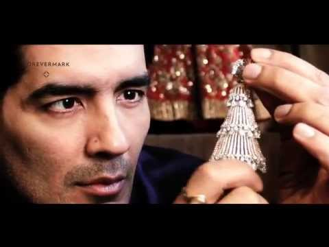 The Forevermark Promise Collection: Manish Malhotra for Anmol Jewellers