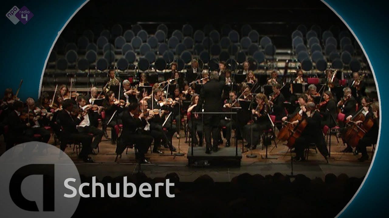 Schubert: Symphony, No.8 - 'Unvollendete' - Radio Philharmonic Orchestra - Live Classical Music