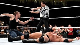 Knockout-Wrestling-Talk #48: Game Over? Ambrose bringt HHH ans Limit (Roadblock-Review, 1.000 Abos!)