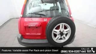 1999 Honda CR-V EX - Kelly Risk Free - Emmaus, PA 18049