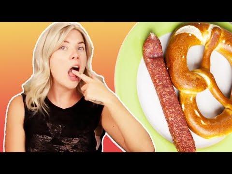 Irish People Taste Test German Food