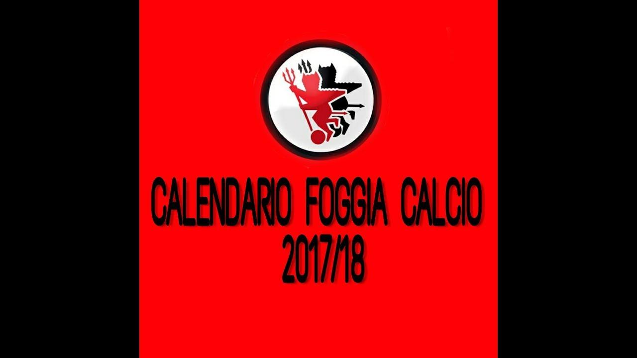 Como Calcio Calendario.Calendario Foggia Calcio 2017 18