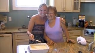 "How To Make An Easy Key Lime Cheesecake ""colin & Ma"""