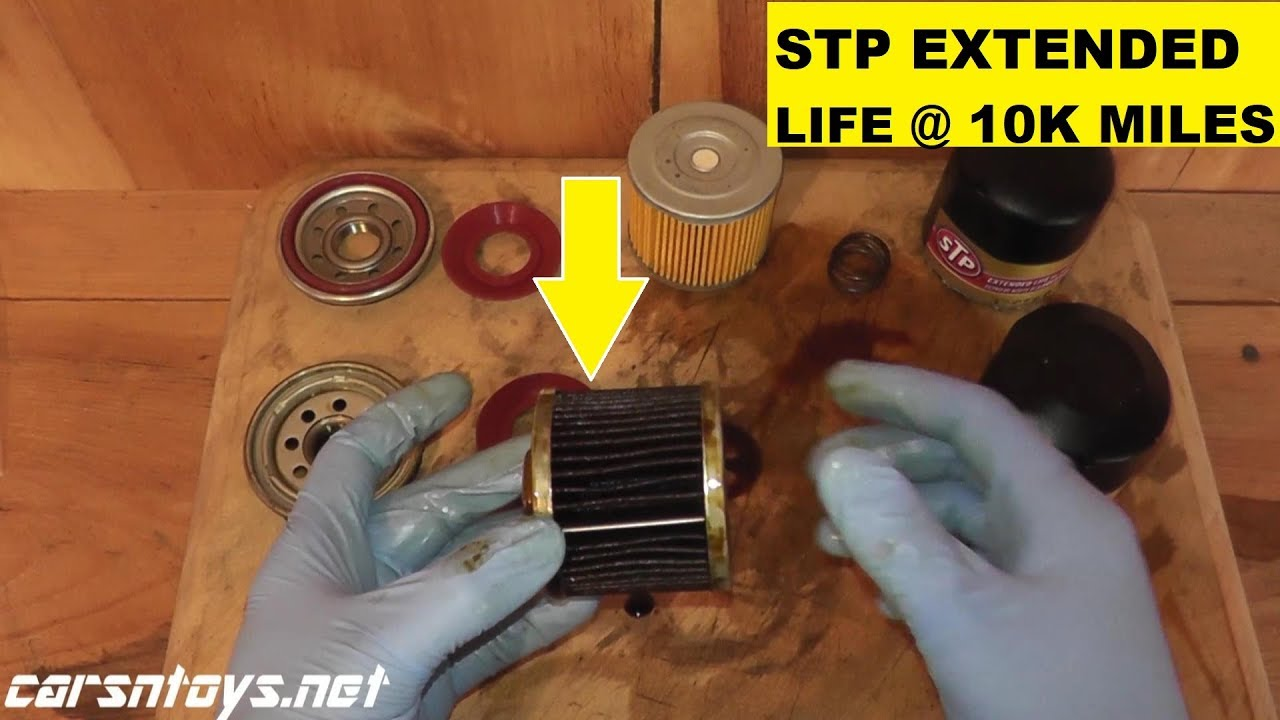 Engine Oil Filter Study By: Russ W. Knize. – Automotive ...