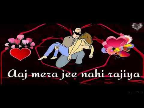"""Dil"""" lyrics by bilal saeed: teri meri meri teri."""