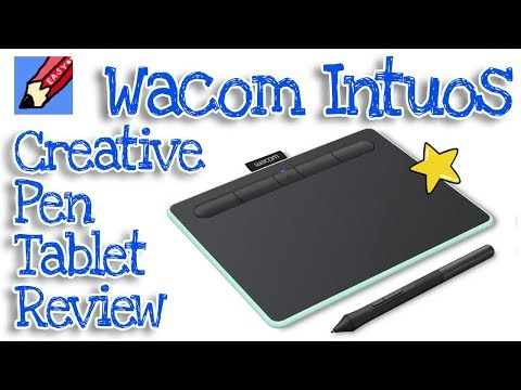 Wacom Intuos Creative Pen Tablet Review For Hobbyists And Digital Beginners