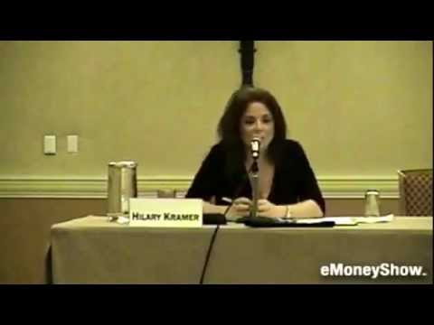 Peter Schiff debating At The MoneyShow Las Vegas 2012