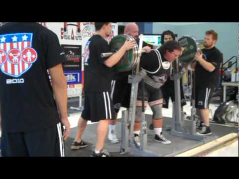 April Mathis Breaks All Time Powerlifting Record At Rum 3