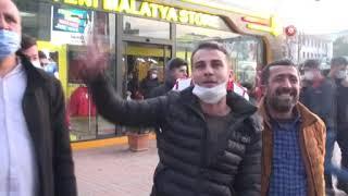 Yeni Malatyaspor taraftarı sokağa indi! İstifa...