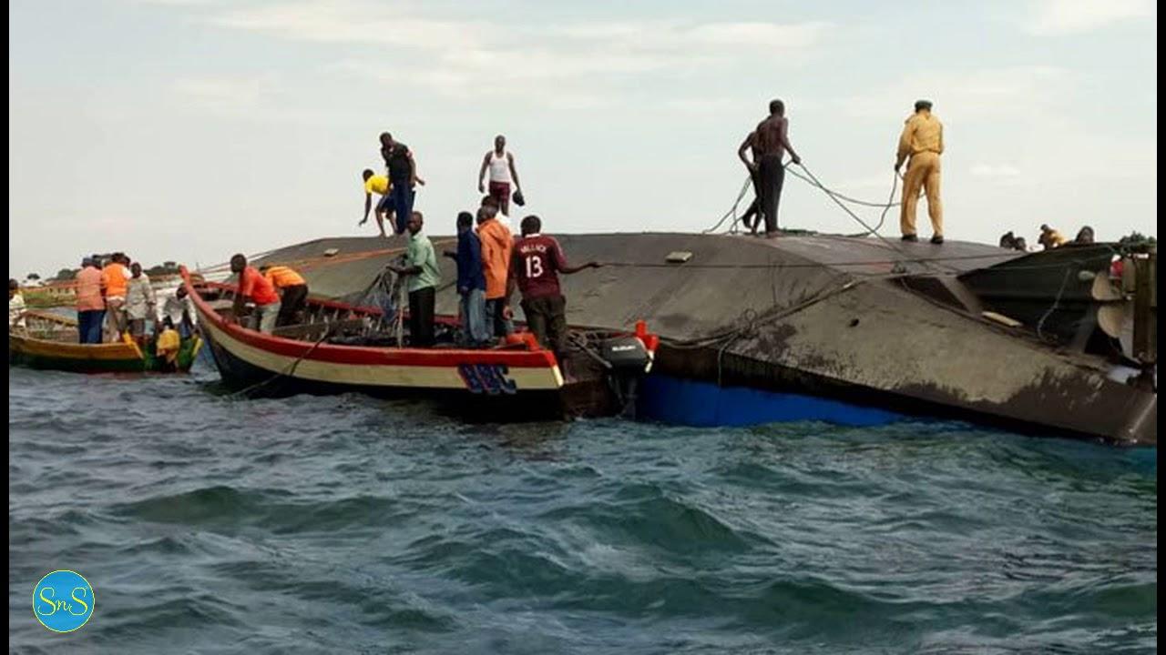 Kivuko cha MV Nyerere chazama Ziwa Victoria (Ukerewe), takriban watu 40 wapoteza maisha
