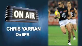 AUDIO: Yarran on 6PR