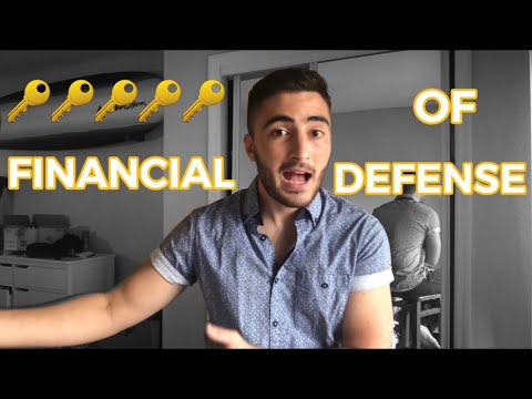The 5 Keys Of Financial DEFENSE - Keep Your Money!