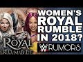 WWE RUMORS: Why Did Paige Return? Women's Royal Rumble In 2018? |WWE Incredible! Exclusive|