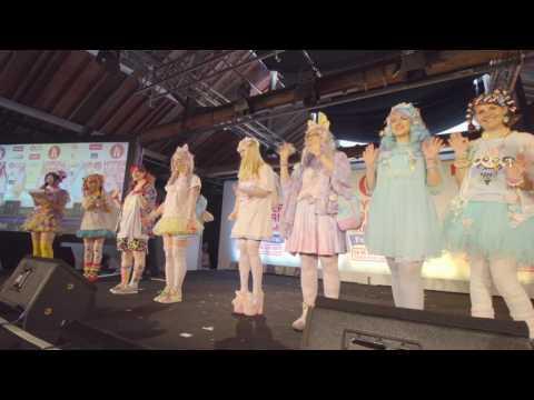 Hyper Japan Fashion Show 2017 (feat. Kurebayashi)