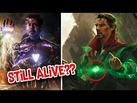 This Is How Tony Stark Will Come Back To Life..