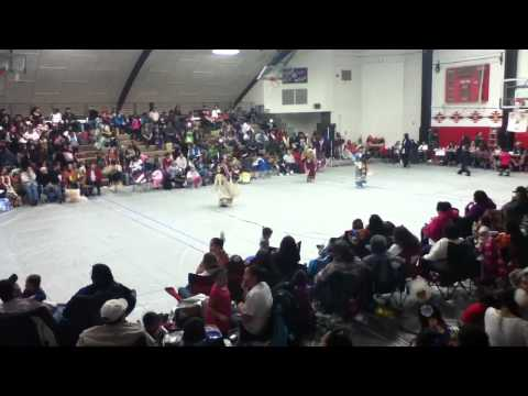 Browning middle school powwow Traditional