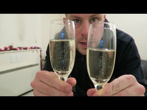 Sodastream Review Fizzy Water + Sparkling Wine + Champagne